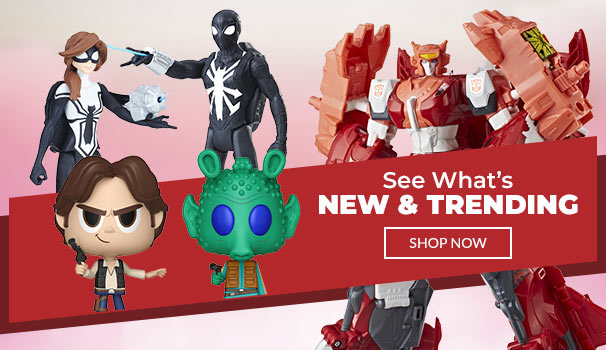 Entertainment Earth Newsletter – Star Wars, Jurassic Park, & Dragon Ball