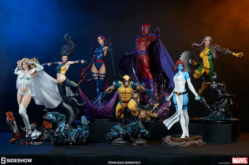Sideshow Collectibles Psylocke Premium Format Figure Pre-Orders