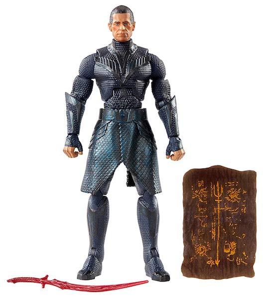 Mattel – DC Multiverse Aquaman Movie Vulko Figure Pre-Orders Back On Amazon