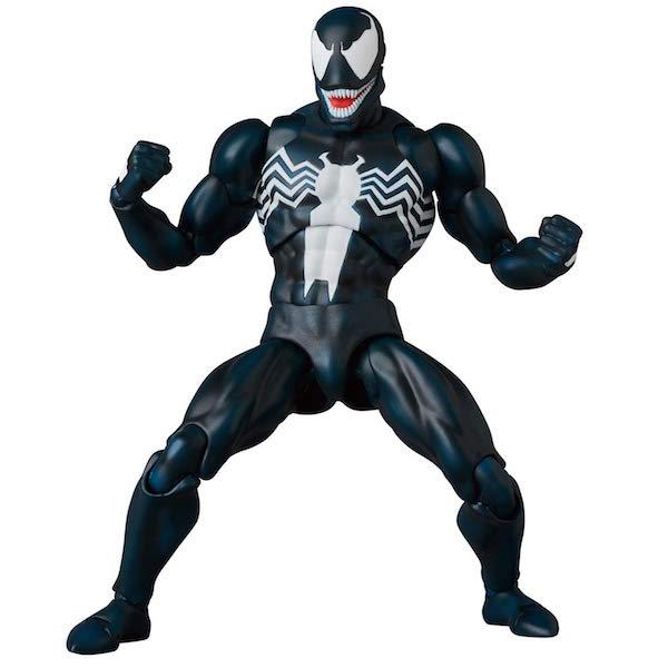 MAFEX Marvel Comics Venom Figure Official Details & Images