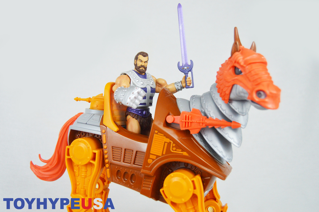 Super7 Masters Of The Universe Classics Stridor Figure Review