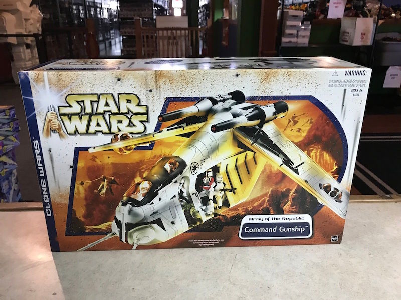 Kokomo Toys eBay Store – Star Wars The Clone Wars Vehicles & More