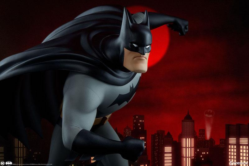 Sideshow Collectibles Batman: The Animated Series – Batman Statue