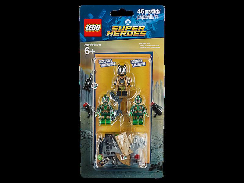 LEGO Shop Exclusive DC Super Heroes – 853744 Knightmare Batman Accessory Set