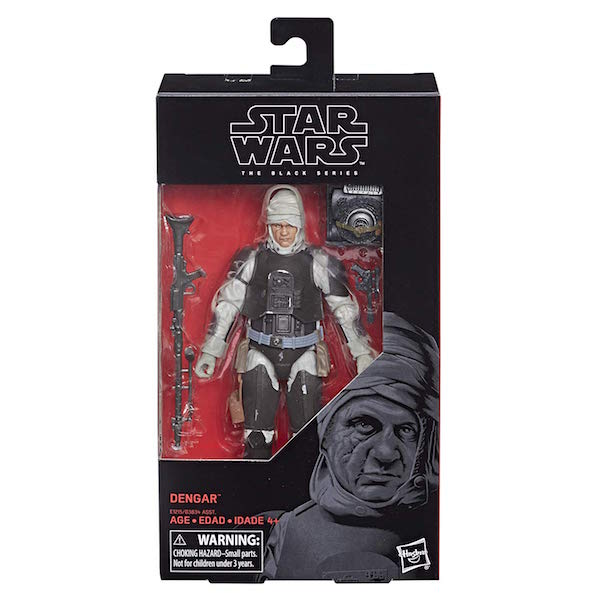Hasbro's Star Wars TBS E5 BL Dengar Figure Pre-Orders On Amazon & More