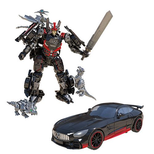 Hasbro NYCC 2018 – Transformers Studio Series Deluxe Drift With Baby Dinobots Sharp-T, Pterry, & Tops Pre-Orders