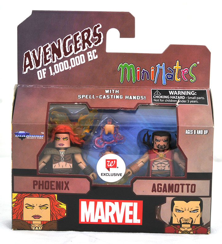 Diamond Select Toys – Avengers 1,000,000 B.C. Minimates Arrive At Walgreens Stores