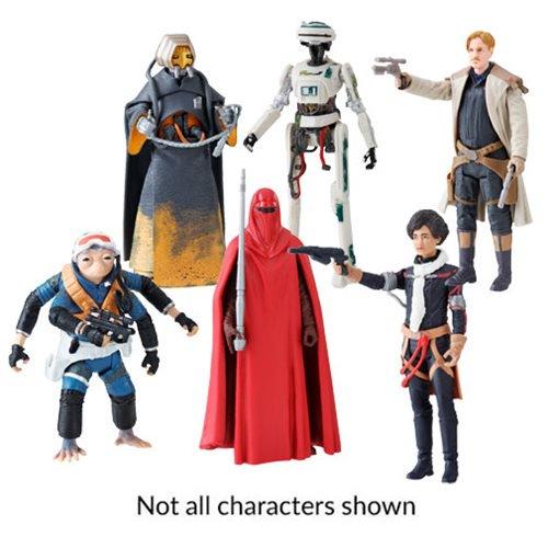 Hasbro Star Wars Solo Force Link 3 3/4″ Figures Wave 4 Pre-Orders