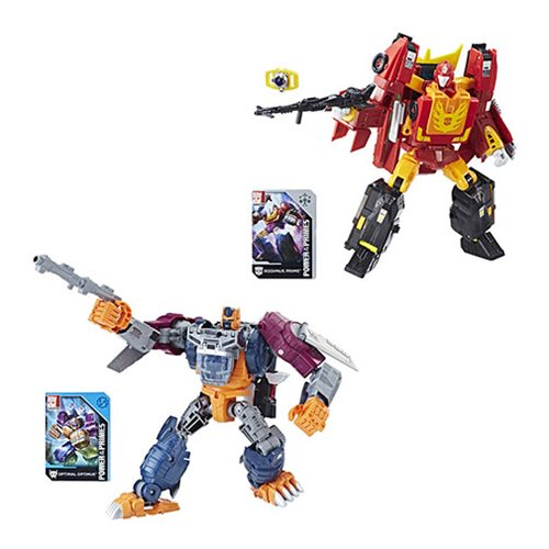 Entertainment Earth – Hasbro Transformers Power Of The Primes Leader Wave 3 – Optimal Optimus Figure In Stock