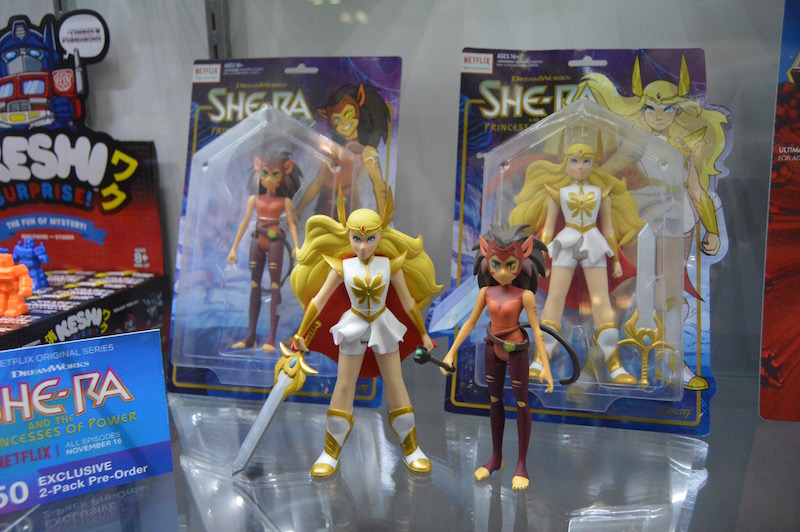 Super7 NYCC 2018 – She-Ra & Masters Of The Universe Classics