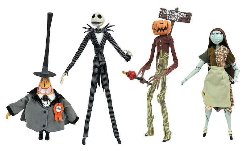 Diamond Select Toys In Stores Now – DC Comics, Marvel & NBX