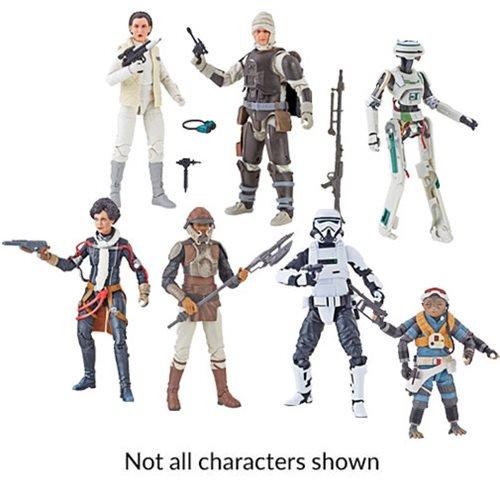 Hasbro Star Wars The Black Series 6″ Figures Wave 19 Pre-Orders (Update)