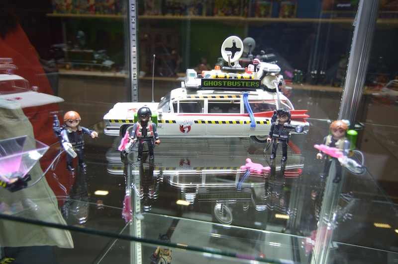 Playmobil NYCC 2018 – Ghostbusters Collector Grade Sets Coming