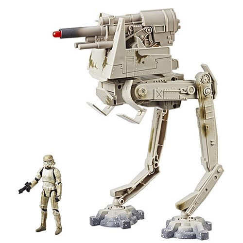 Hasbro Star Wars Solo AT-DT Walker Vehicle Available Now On Entertainment Earth