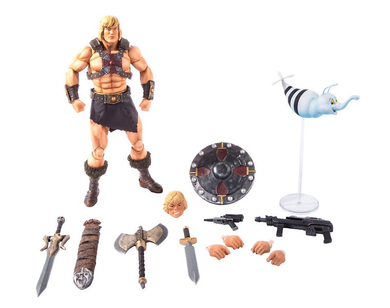 Mondo Masters Of The Universe He-Man Sixth Scale Figure Pre-Orders