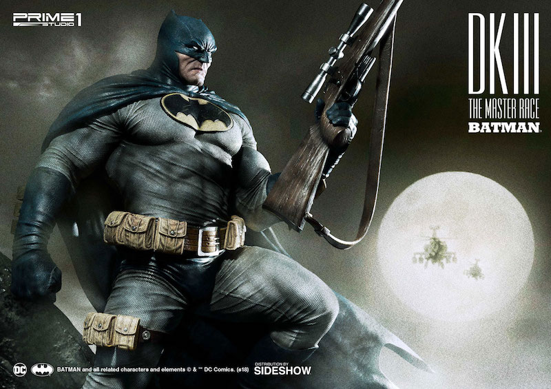 Prime 1 Studio Batman Deluxe Version Statue Pre-Orders