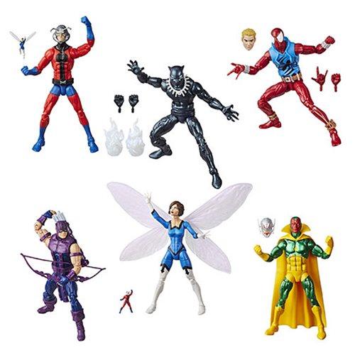 Kokomo Toys eBay Storefront – Marvel Legends 6″ Vintage Wave 2 In Stock