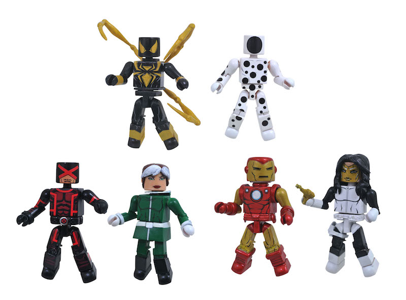 Diamond Select Toys – Marvel Minimates Wave Gets A Second Life At Walgreens