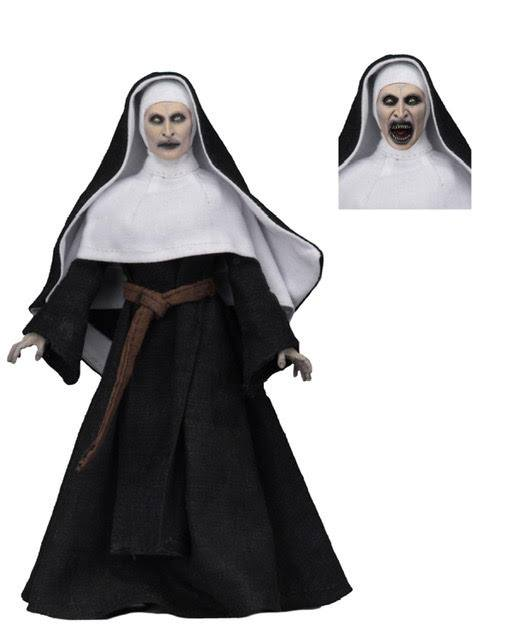 NECA Toys Shipping This Week – The Nun & Coraline 8″ Clothed Figures