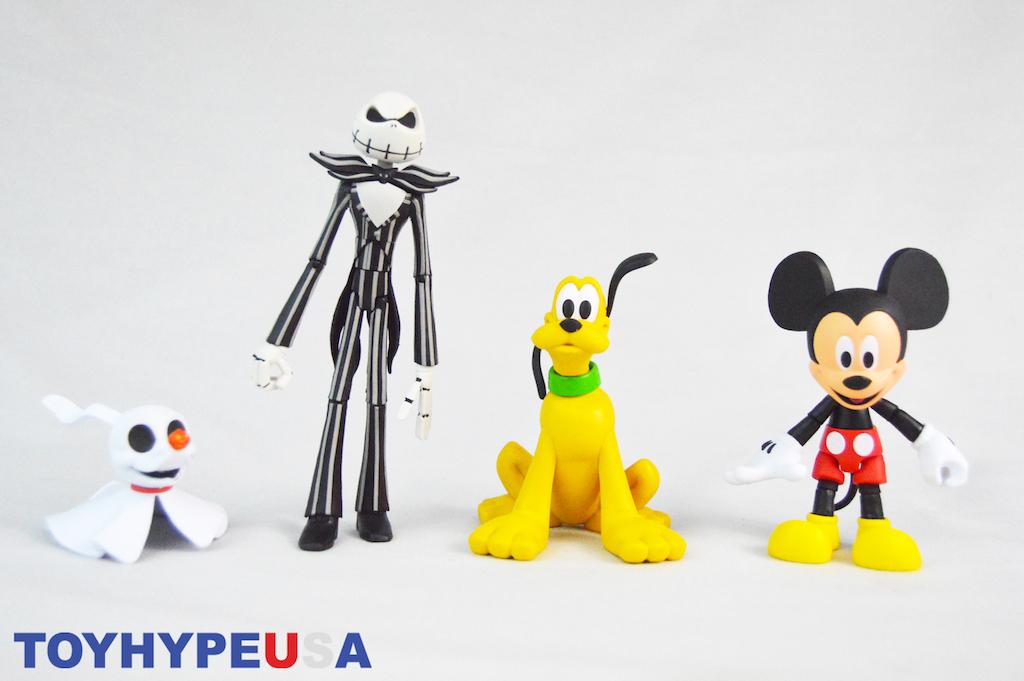 Disney Store Exclusive Disney Toy Box – Jack Skeleton & Mickey Mouse Figures Review