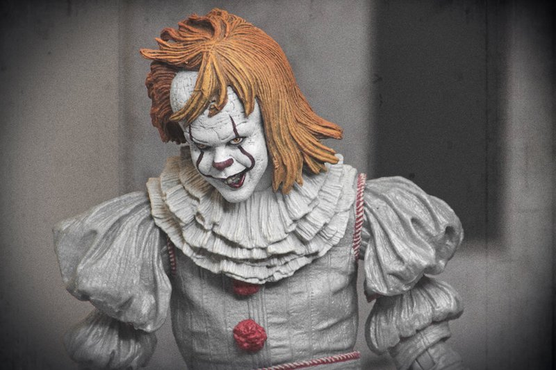 NECA Toys Shipping This Week – Well House Pennywise, Ofelia, & Scuba Crash Bandicoot