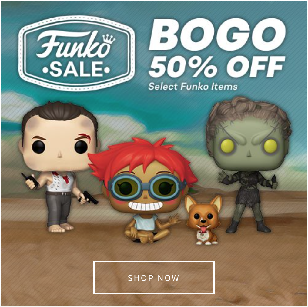 Entertainment Earth – Funko BOGO Sale, Harry Potter, Batman, IT, Star Wars & More