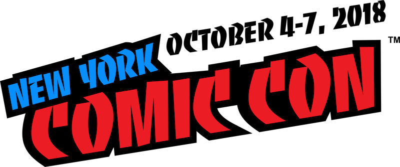 New York Comic-Con 2018 Coverage Begins Thursday, October 4th