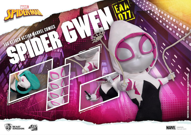 Beast Kingdom – EAA-077 Marvel Comics Spider Gwen Figure