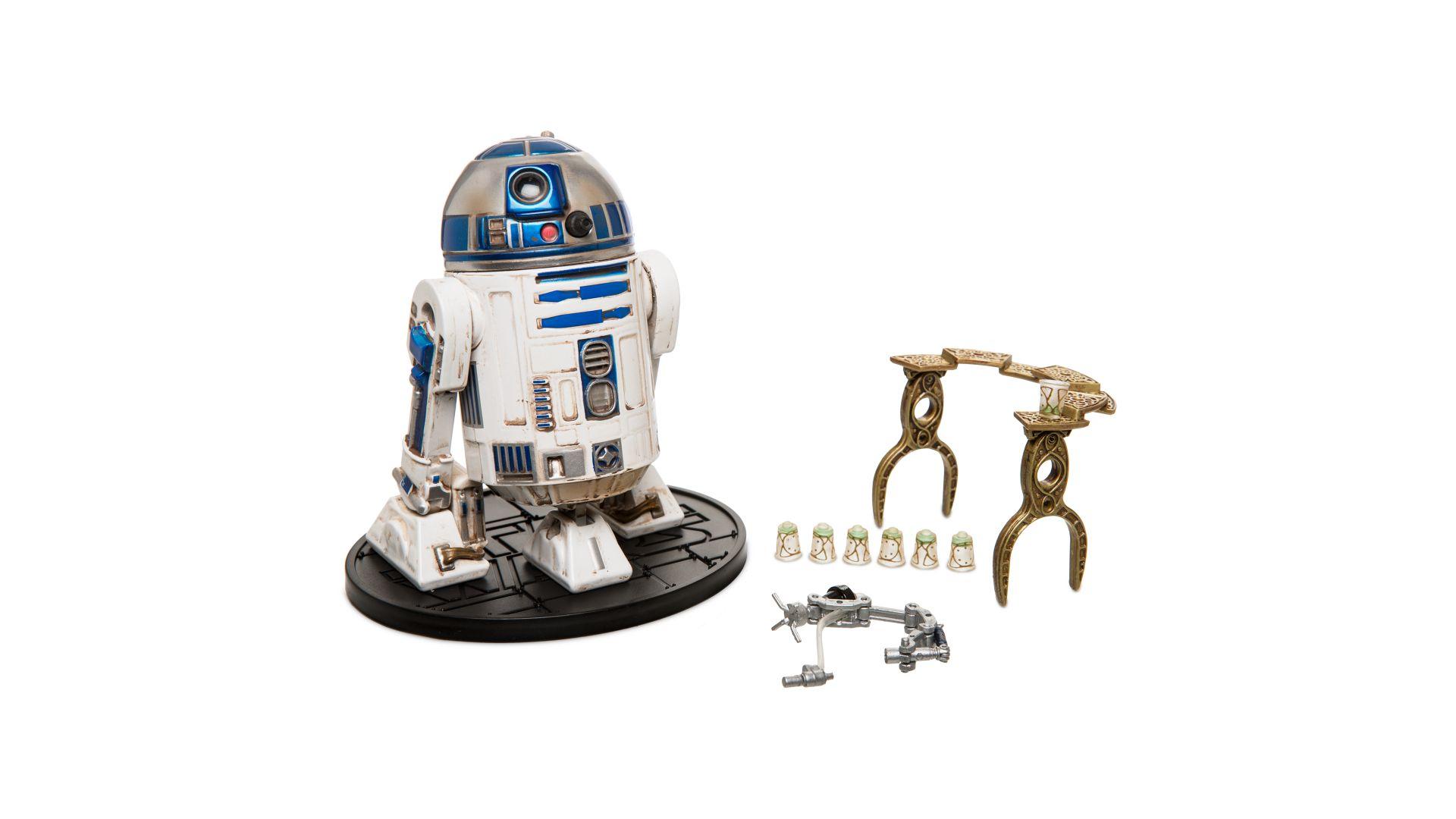 Disney Store Announces New Star Wars Die-Cast Elite Series, Droids & The Black Series 6″ Figures