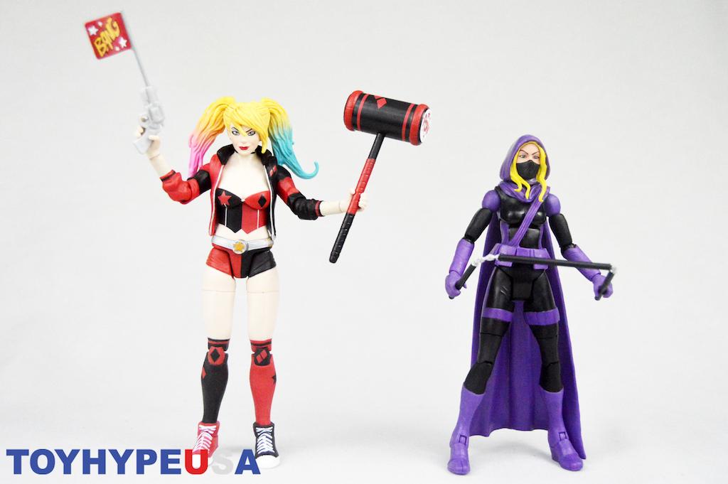 Mattel – DC Multiverse 6″ Walmart Exclusive Harley Quinn & Spoiler Figure Review