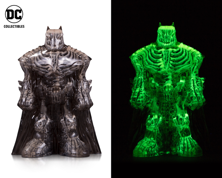 DC Collectibles Heads To DesignerCon 2018 With Con Exclusives