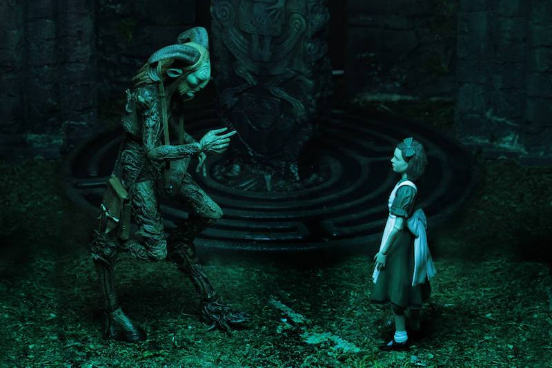 NECA Toys Shipping This Week – Guillermo del Toro Signature Collection – Faun (Pan's Labyrinth) Figure