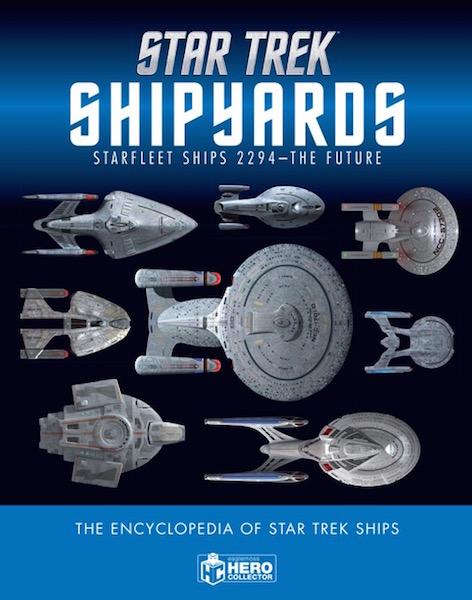 Eaglemoss Hero Collector – Star Trek – Designing Starships Vol. 2
