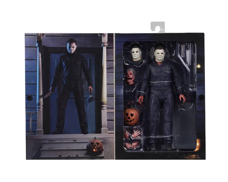 NECA Toys Shipping This Week – Ultimate Michael Myers & 2014 Godzilla