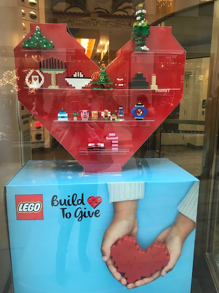 The LEGO Group #BuildtoGive Campaign Hopes To Gift 500k Children In Need