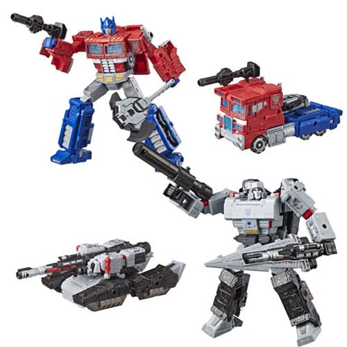 Entertainment Earth – Hasbro Transformers War For Cybertron: Siege Figures In-Stock