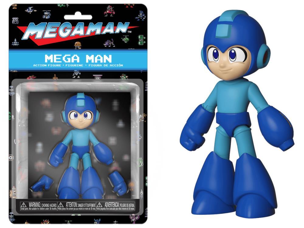 Funko Announces Mega Man 3.75″ Figures