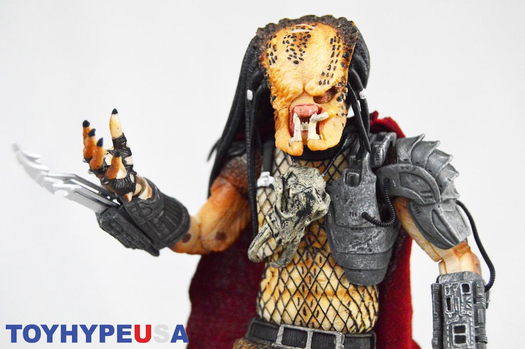 NECA Toys Aliens Vs Predator Ahab Predator Ultimate Figure Review