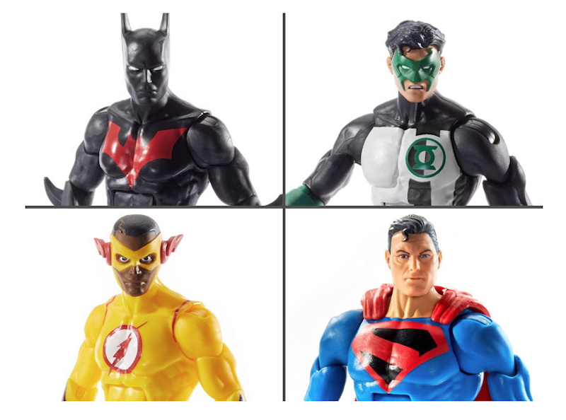 BigBadToyStore – Mattel DC Comics Multiverse 6″ Figures Wave 10 Set Pre-Orders
