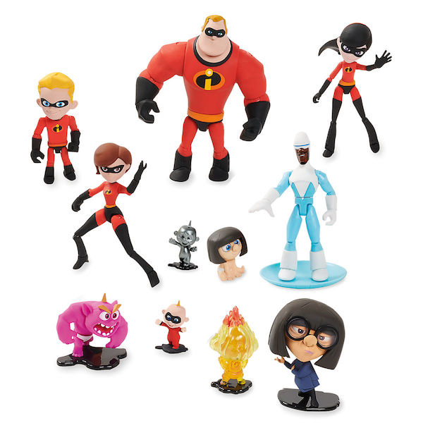 Disney Store Exclusive Pixar Toy Box Incredibles 2 & Toy Story Box Sets Available Now