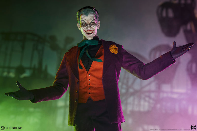 Sideshow Collectibles DC Comics Joker Sixth Scale Figure Pre-Orders