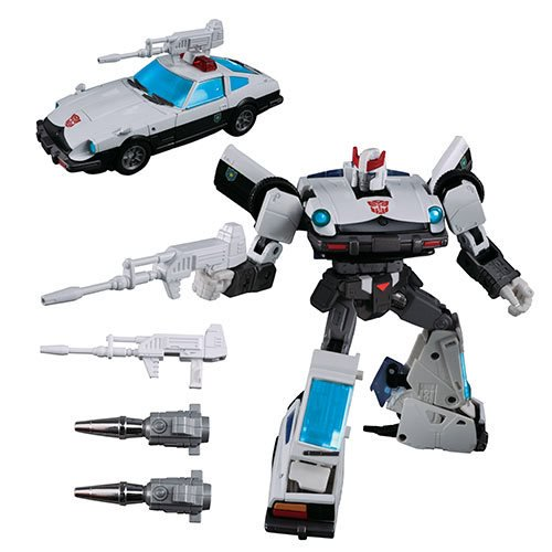 Entertainment Earth – Transformers Masterpiece Edition MP-17+ Prowl Figure In-Stock