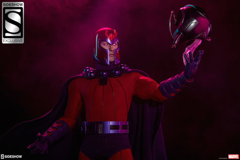 Sideshow Collectibles Marvel Comics Magneto Sixth Scale Figure Pre-Orders