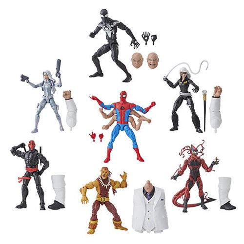 Hasbro Marvel Legends 6″ Black Panther Wave 2 & Spider-Man Wave 1 Figure Pre-Orders