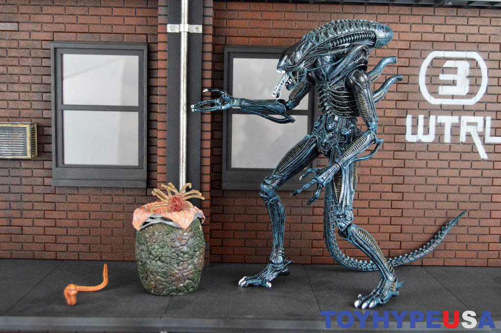 NECA Toys Ultimate Alien Warrior Figure Review