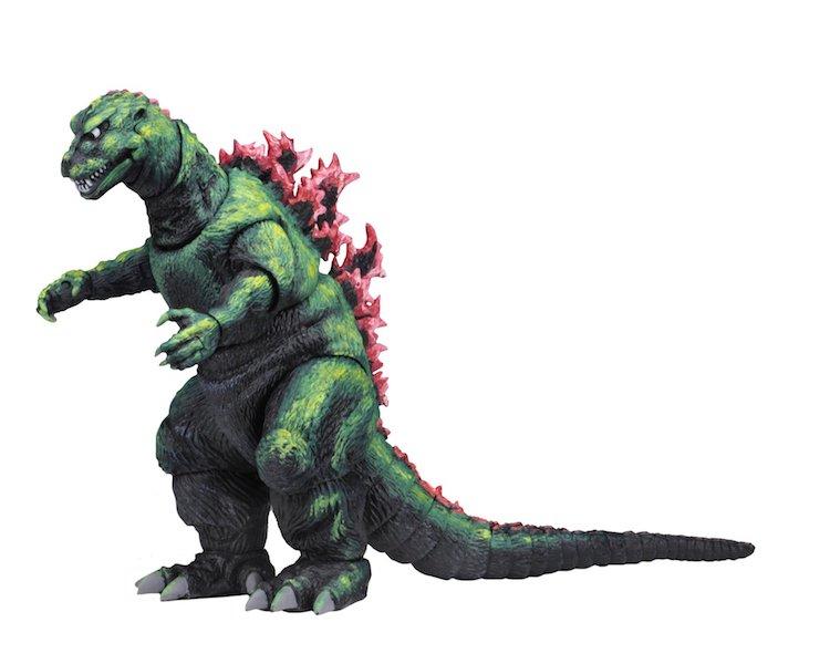 NECA Toys Godzilla – 1956 Movie Poster Version Figure Available Now