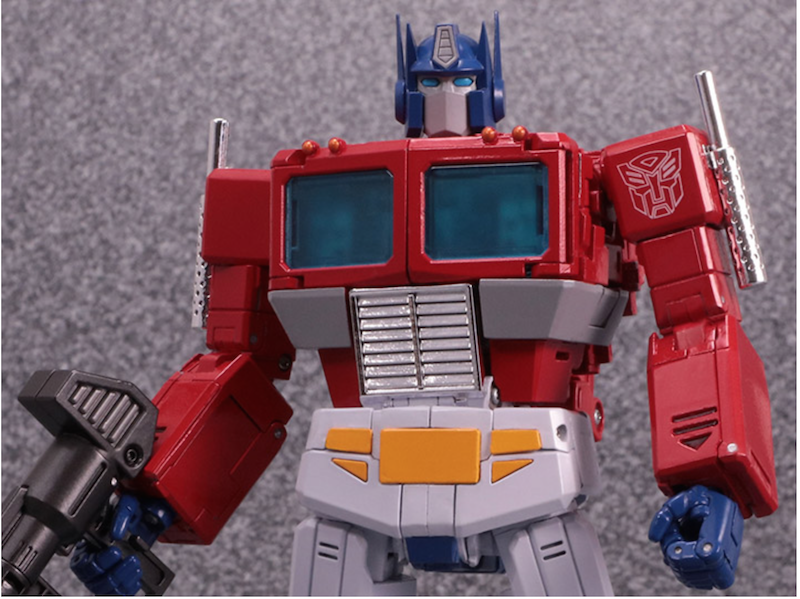 Transformers Masterpiece MP-44 Convoy/Optimus Prime Version 3
