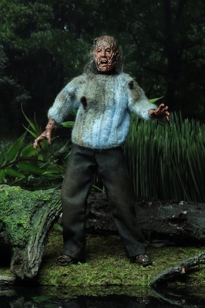 NECA Toys Friday The 13th Part 3 – Corpse Pamela Voorhees 8″ Clothed Figure