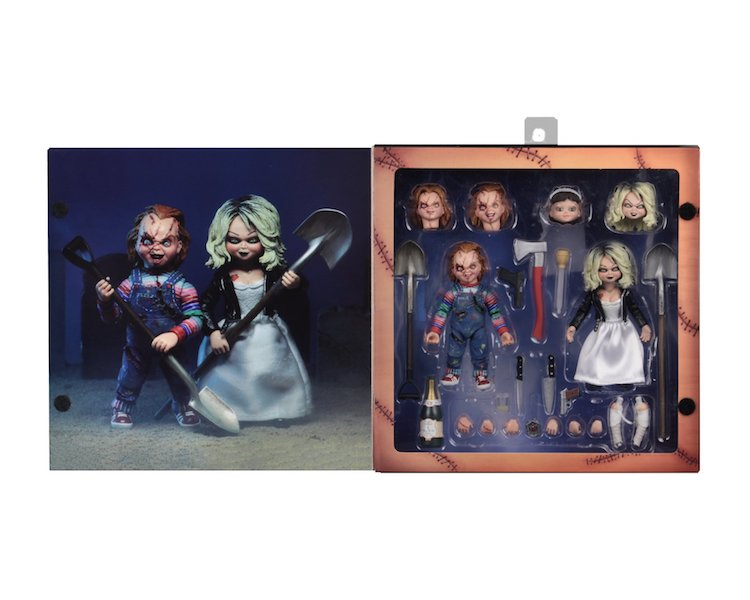 NECA Toys Shipping This Week – Ultimate Gremlin & Ultimate Chucky & Tiffany 2-Pack