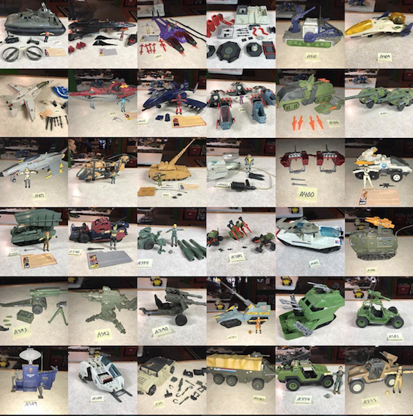 Kokomo Toys eBay Store – Vintage G.I. Joe ARAH Vehicles Auctions Ends Today